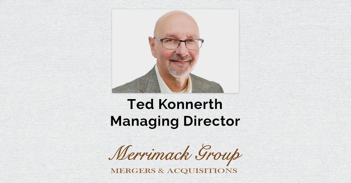 Ted Konnerth Joins Merrimack Group